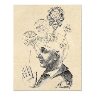 """Spirit and Consciousness """"Geist und Bewusstsein"""" Photo Print"""