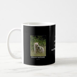 """Spirit Bear"" gifts Classic White Coffee Mug"