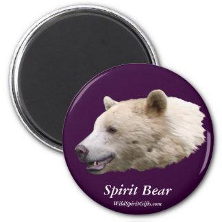 """Spirit Bear"" Gifts Refrigerator Magnet"