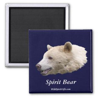 """Spirit Bear"" Gifts Magnets"
