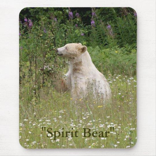 Spirit Bear Gifts Mouse Pad