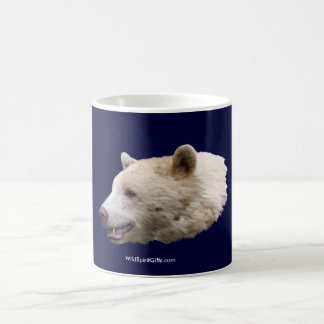 """Spirit Bear"" Kermode Bear Mug"