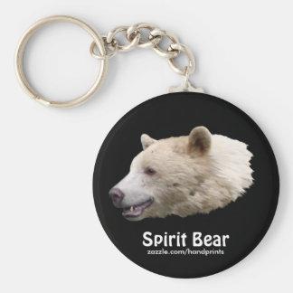 """""""Spirit Bear"""" Kermodei Bear Keychain"""