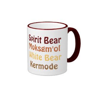 Spirit Bear Mugs