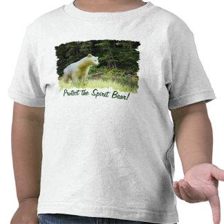 SPIRIT BEAR & RAINFOREST Wildlife Supporter Shirt