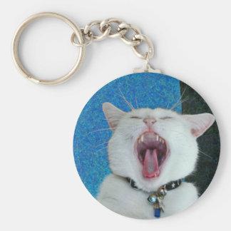 Spirit big yawn keychain