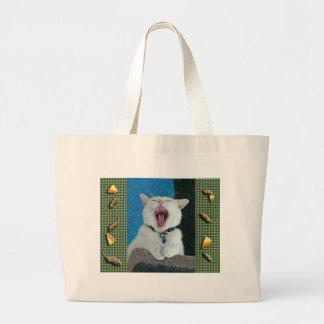 Spirit big yawn tote tote bags