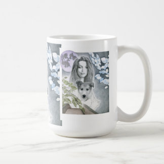 Spirit Bridge Classic White Coffee Mug