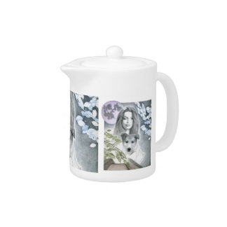Spirit Bridge Teapot