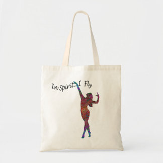 Spirit Dancer Tote Bag