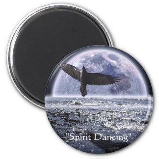 SPIRIT DANCING ~ Art Magnet