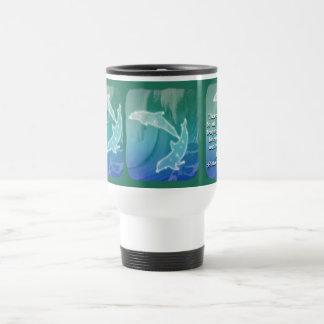 Spirit Dolphins Travel Mug
