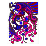 Spirit Dragon Post Card