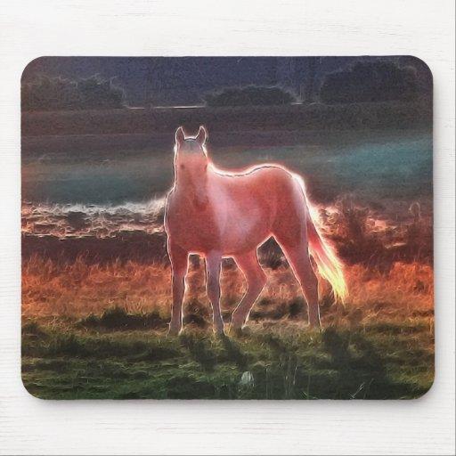 Spirit Dream Horse Mouse Pad