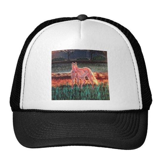 Spirit Dream Horse, Painted Trucker Hat