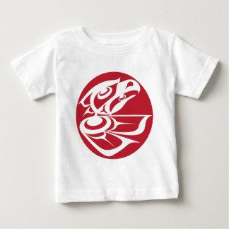 Spirit Eagle White on Red.jpg Tees