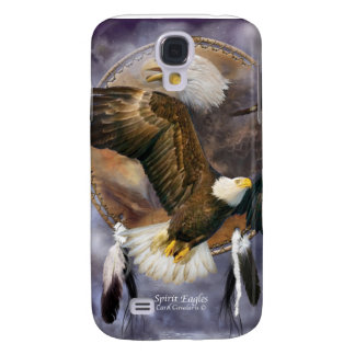 Spirit Eagles Art Case for the iPhone 3 Samsung Galaxy S4 Cover