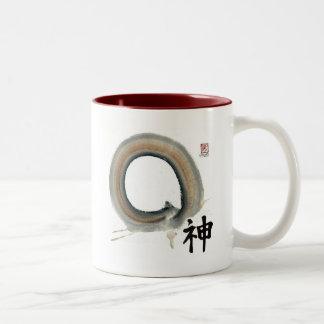 Spirit Enso Kanji for spirit Coffee Mug