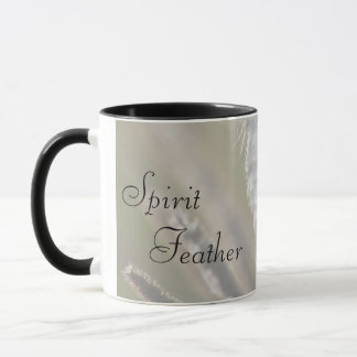 Spirit Feather Mug