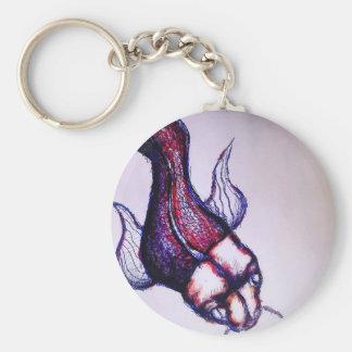 Spirit Fish Dragon Keychain