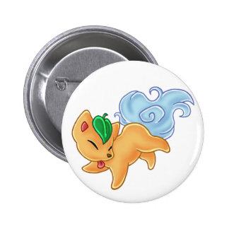 Spirit Fox Pin