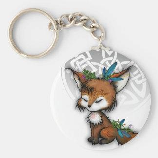 Spirit Fox Keychain