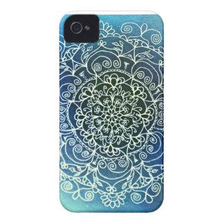 Spirit Garden Mandala Case-Mate iPhone 4 Case