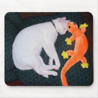 Spirit & Gecko Mouse Pad