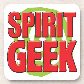 Spirit Geek Beverage Coasters