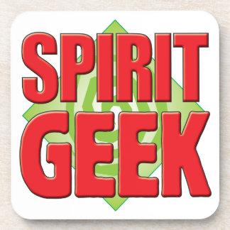 Spirit Geek v2 Drink Coaster