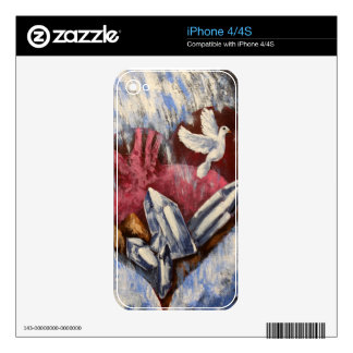 Spirit Given Decals For The iPhone 4S