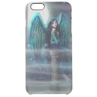 Spirit Guide Angel Fantasy Art Clear iPhone 6 Plus Case