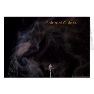 spirit guide greeting card