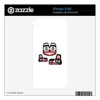 Spirit Guide iPhone 4 Skins