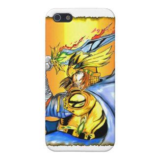 Spirit Hawkfellow Iphone Art Case For iPhone SE/5/5s