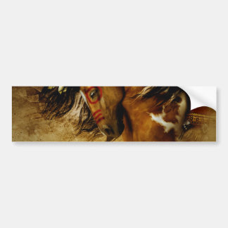 Spirit Horse Bumper Sticker