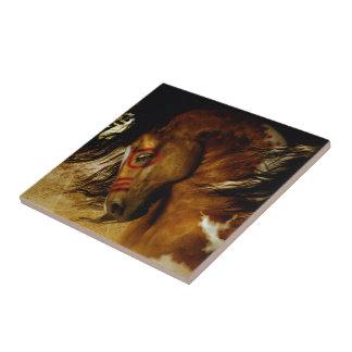 Spirit Horse Ceramic Tile