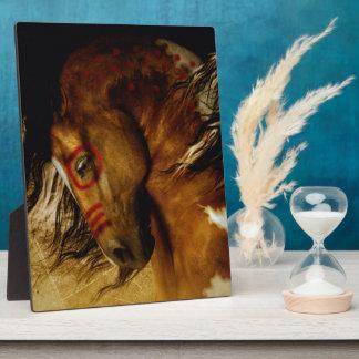 Spirit Horse Photo Plaques
