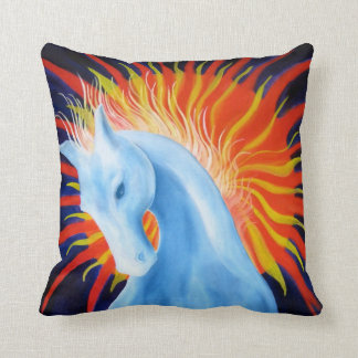 Spirit Horse Pillow