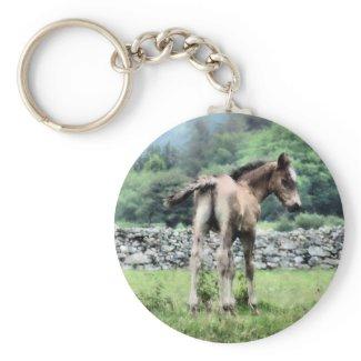 SPIRIT HORSES UK keychain