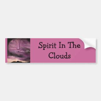 Spirit In The Clouds Bumper Sticker