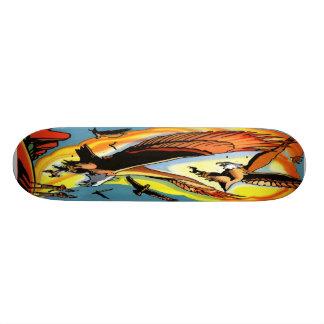 Spirit In The Sky Skateboard Deck