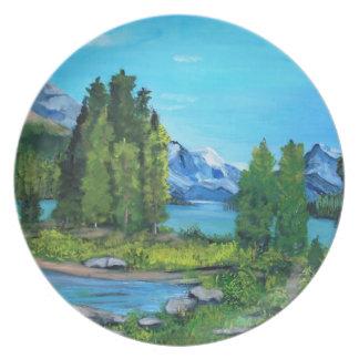 Spirit Island Plates