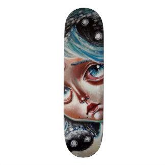 Spirit Keeper Pop Surrealism Skateboard