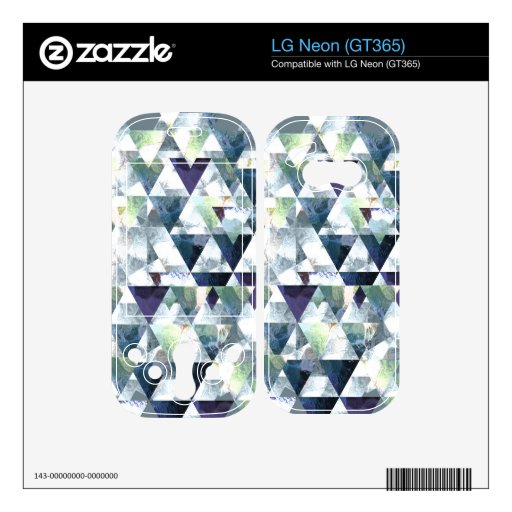 Spirit - LG Neon (GT365) Skin Decals For The LG Neon