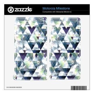 Spirit - Motorola Milestone Skin