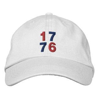 Spirit Of 1776 Embroidered Baseball Hat