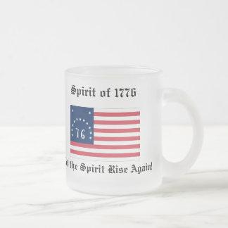 Spirit of 1776 stien coffee mugs