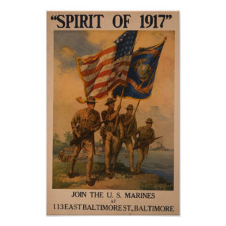 Spirit of 1917 posters