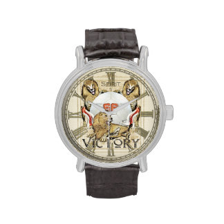 Spirit of 66 Three Lions English Football Wrist Watches